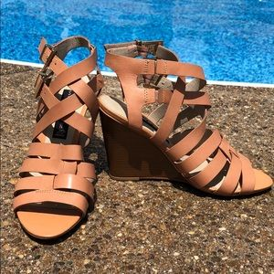 Steven by Steve Madden wedge sandals